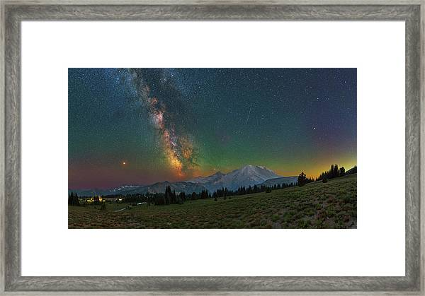 A Perfect Night Framed Print