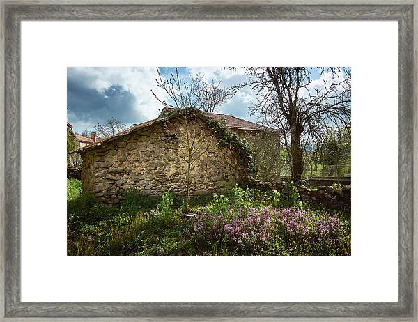 A Place Full Of Memories Framed Print