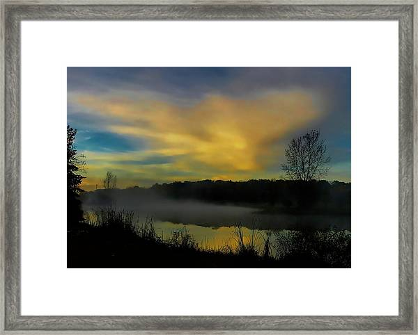 A Promise For Tomorrow Framed Print