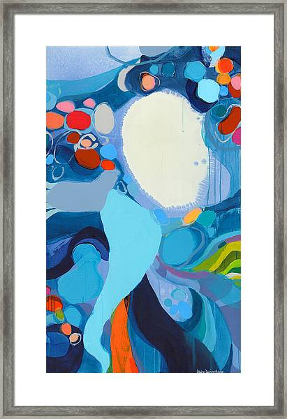 A Woman Named Emory Framed Print
