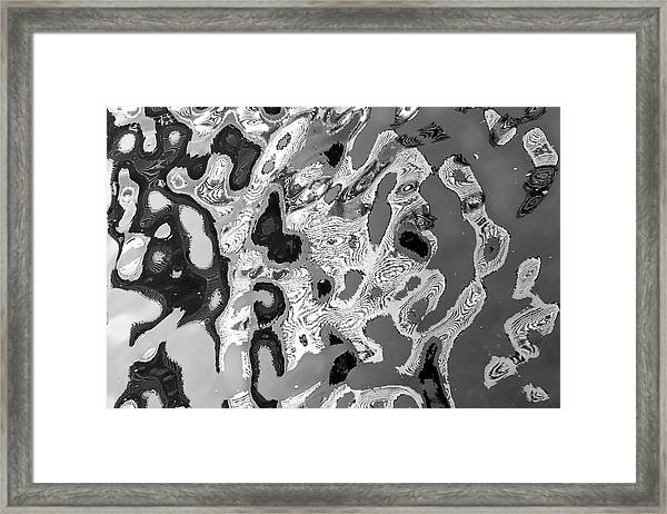 A World Of Deformity Framed Print