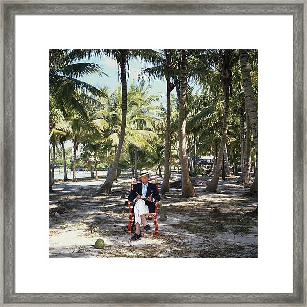 Abaco Islander Framed Print