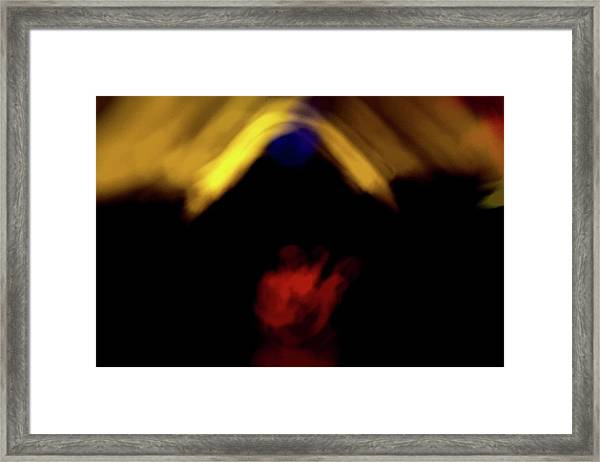 Abstract 45 Framed Print