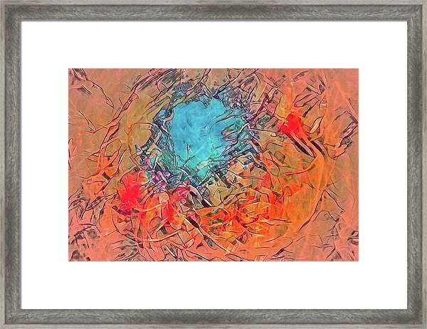 Abstract 49 Framed Print