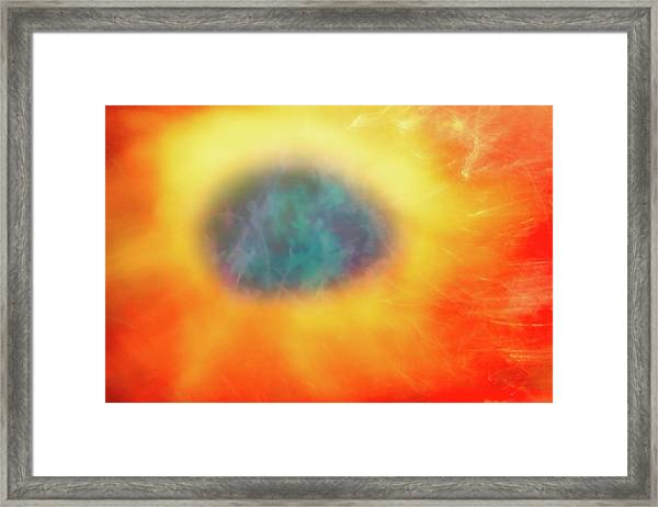 Abstract 50 Framed Print