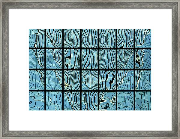 Abstritecture 14 Framed Print