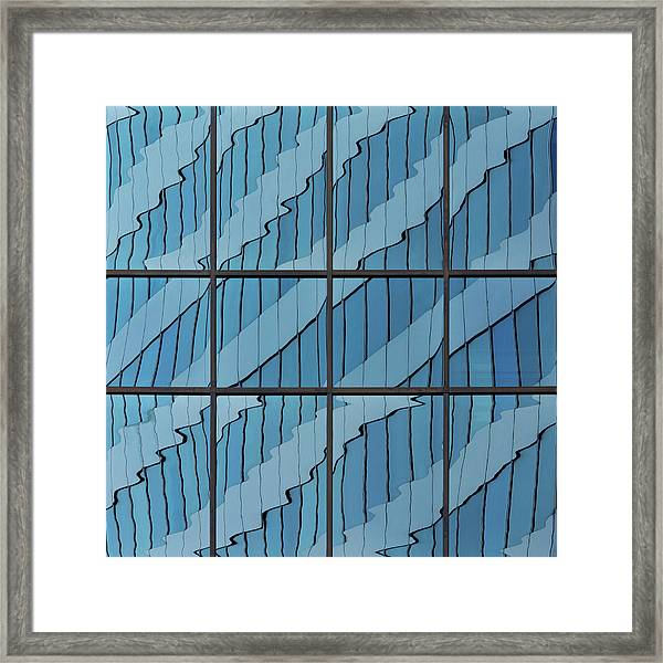 Abstritecture 39 Framed Print