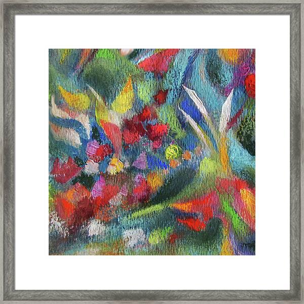 Abundance - Detail Framed Print
