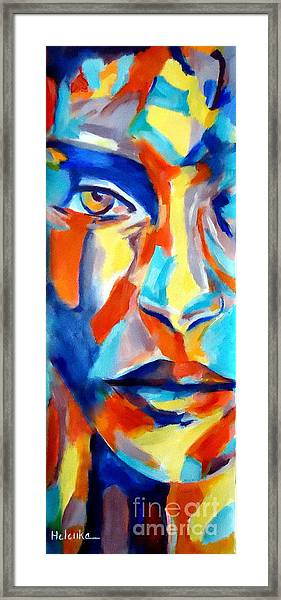 Acceptance Of The Self Framed Print