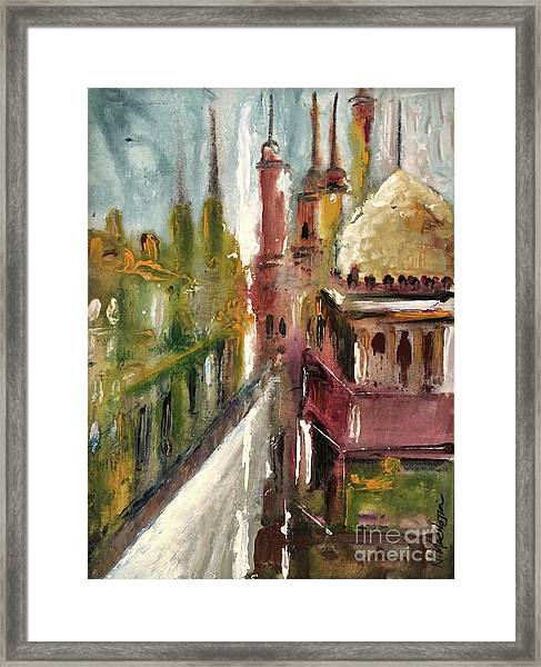Mosque  Framed Print