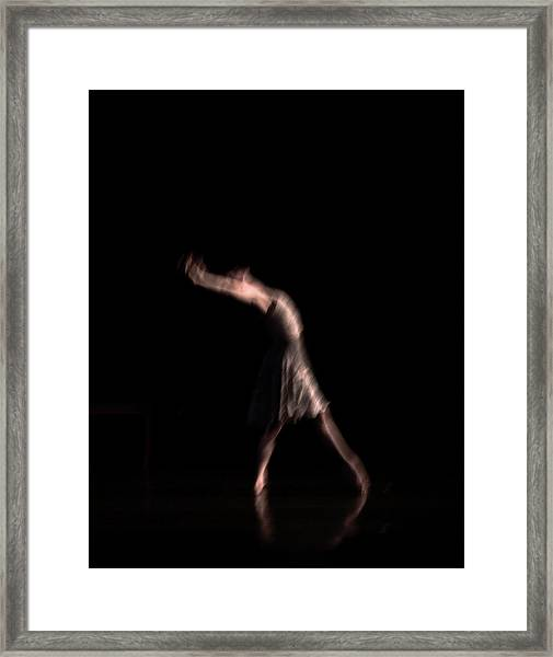 Framed Print featuring the photograph Allegra by Catherine Sobredo