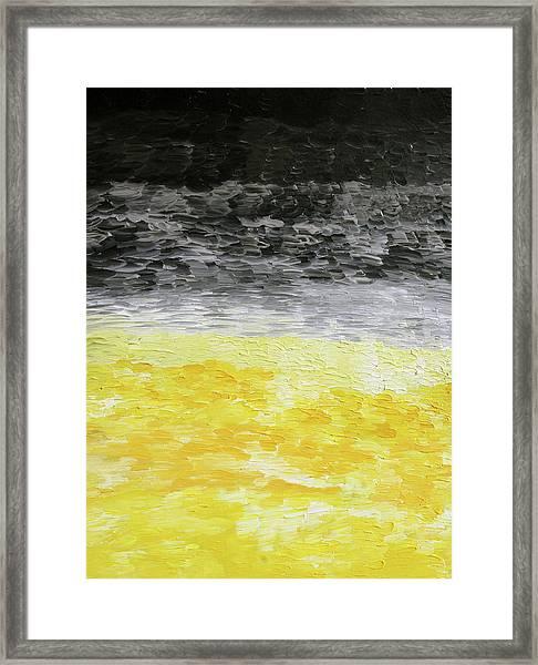 Alpha Omega Framed Print