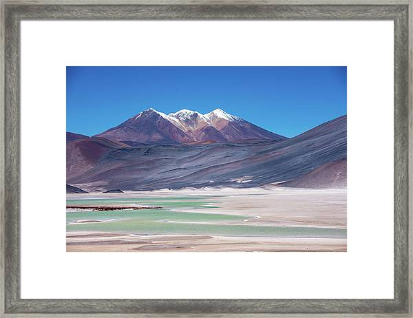 Altiplano View Framed Print