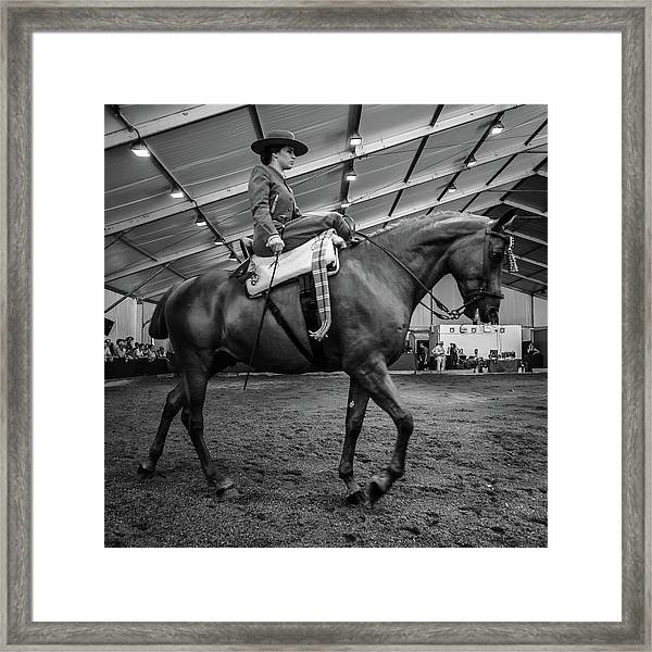 Amazon Framed Print