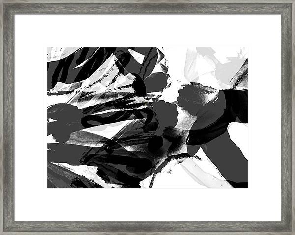 Anenome Framed Print