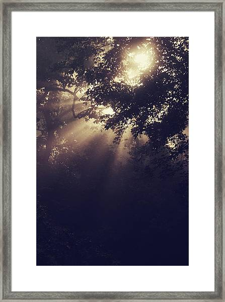 Angels Called Home Framed Print
