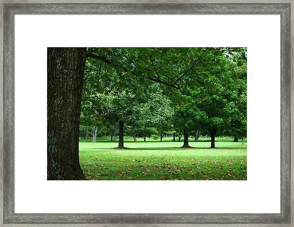 Antietam_3606_18 Framed Print