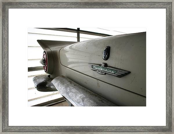 Antique Classic Car Framed Print
