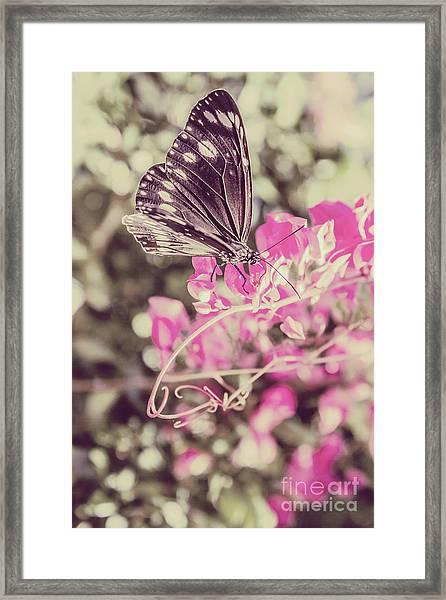 Antique Spring Framed Print