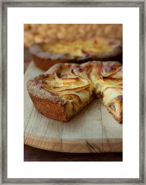 Apple Pie Framed Print