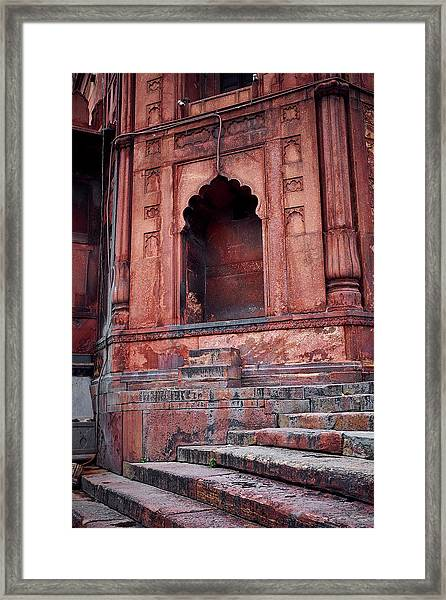 Framed Print featuring the photograph Arch by Whitney Goodey