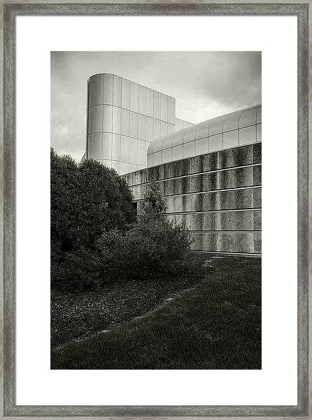 Architectural Detail 63 Framed Print