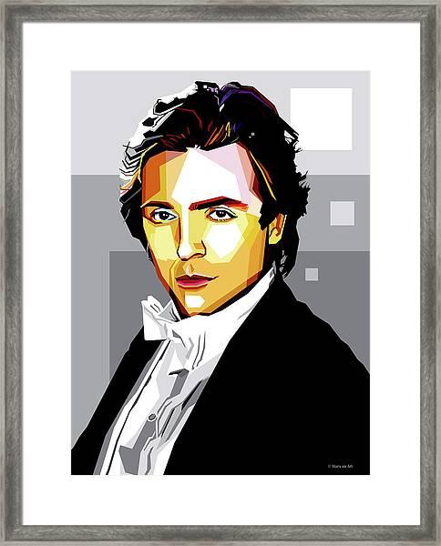 Armand Assante Framed Print