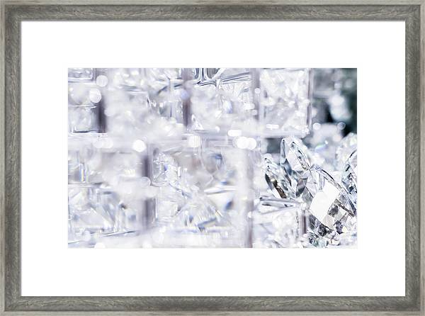Art Of Luxury Iv Framed Print