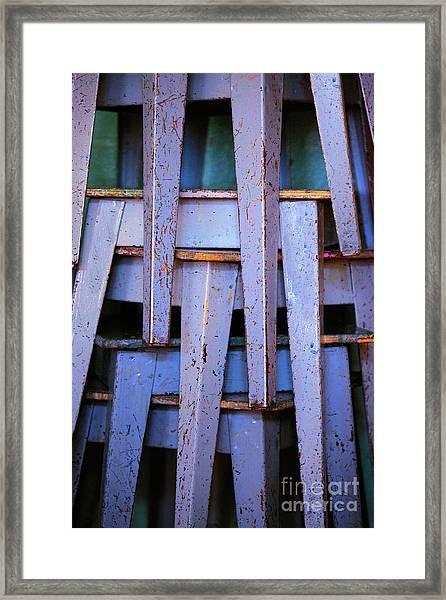 Art School #3529 Framed Print