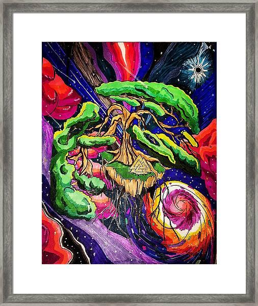 Artist Framed Print