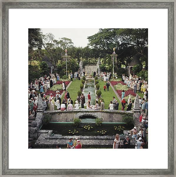 Arts Festival Framed Print