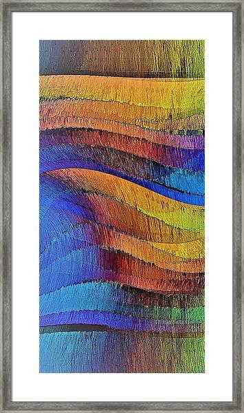 Ascendance Framed Print