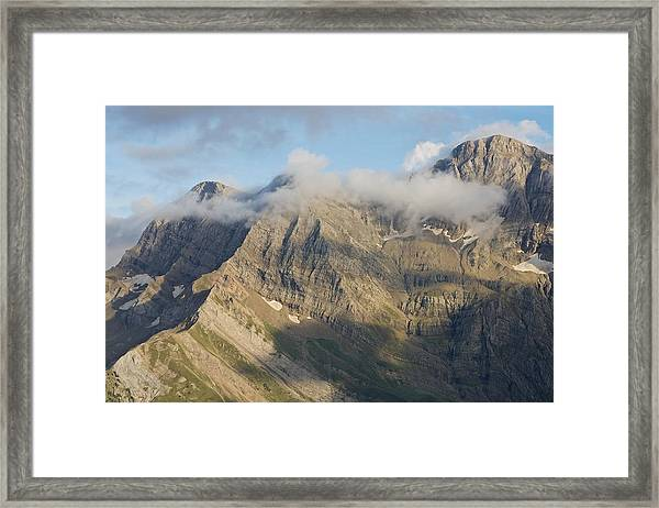 Astazou And Marbore Framed Print