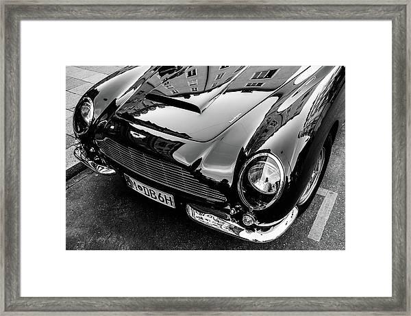 Aston Martin Db6 Framed Print