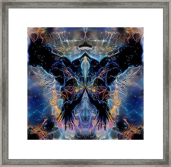 Astral  Framed Print