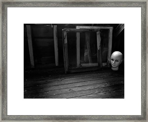 Attic #2 Framed Print