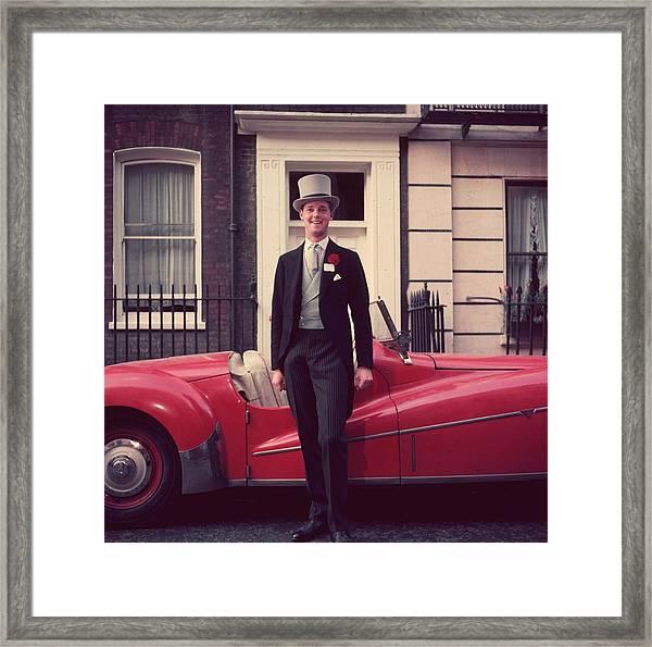 Avis Trip Framed Print