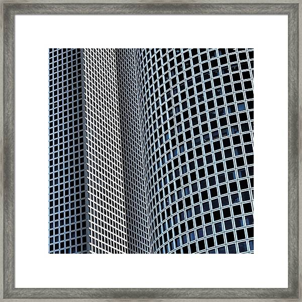 Azriery Towers Framed Print by Marco Ferrarin