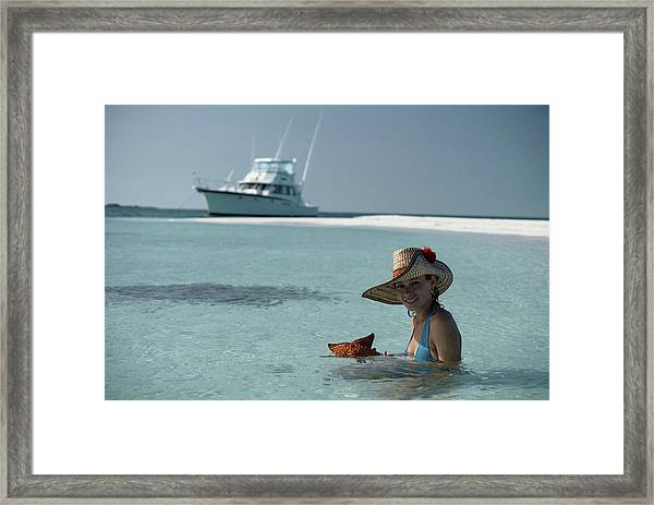 Bahamas Holiday Framed Print