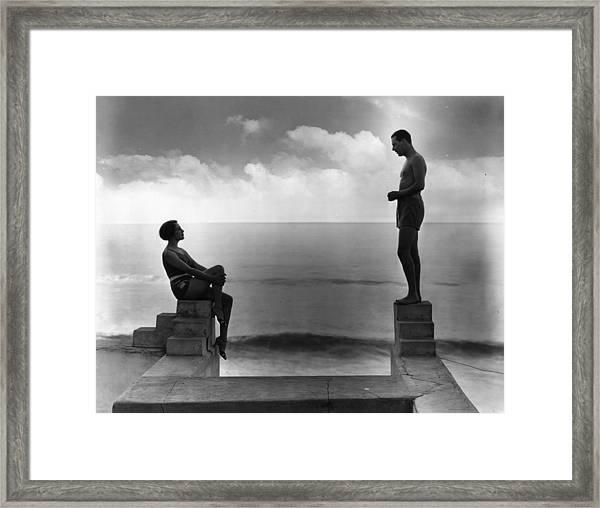 Bebe Daniels Framed Print