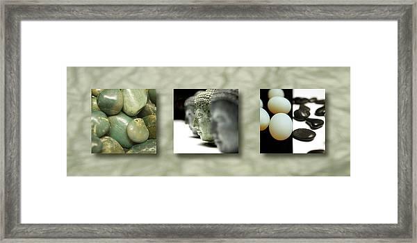 Becoming IIi Framed Print
