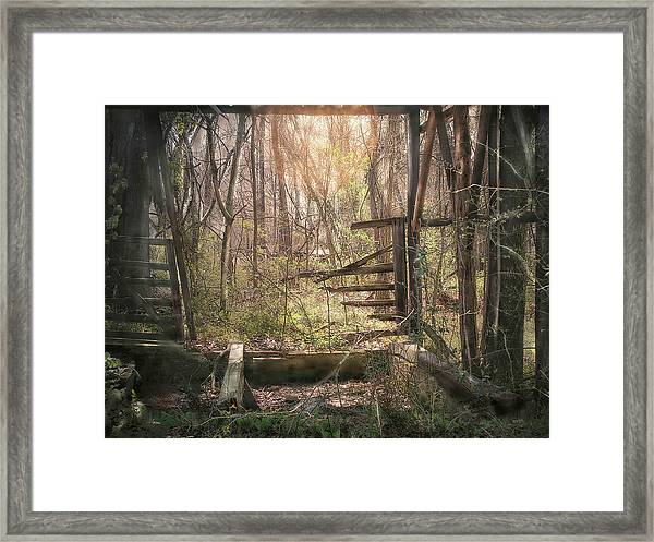 Been There Framed Print