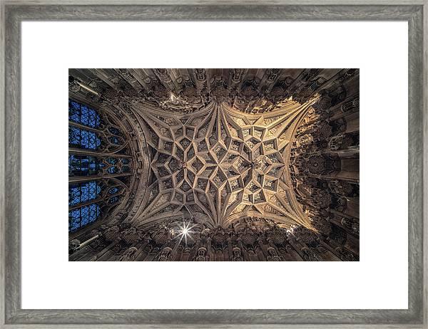 Bishop West's Chapel Framed Print