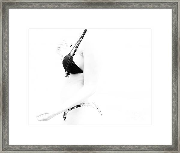 Body By Bikini  Framed Print by Steven Digman