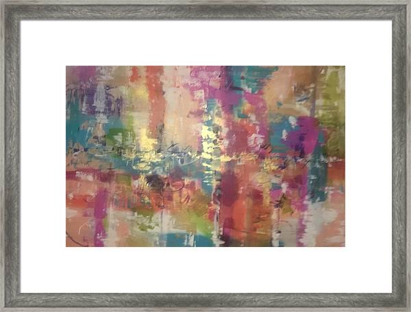 Bliss Framed Print