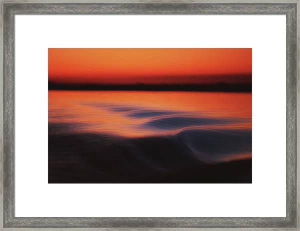 Botswana, Chobe National Park, Chobe Framed Print