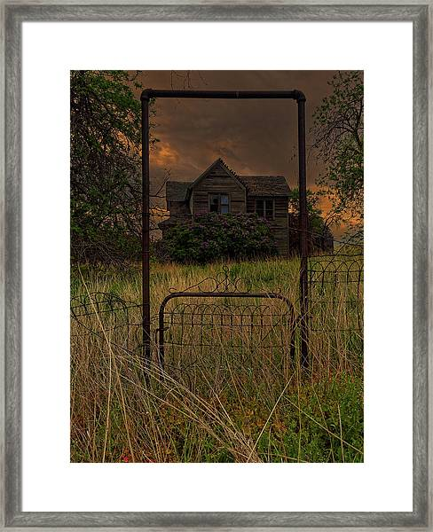 Boyd Farmhouse Framed Print
