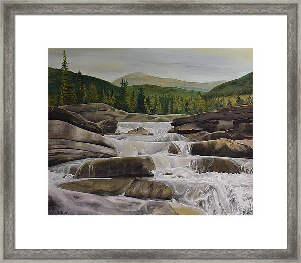 Bragg Creek Framed Print