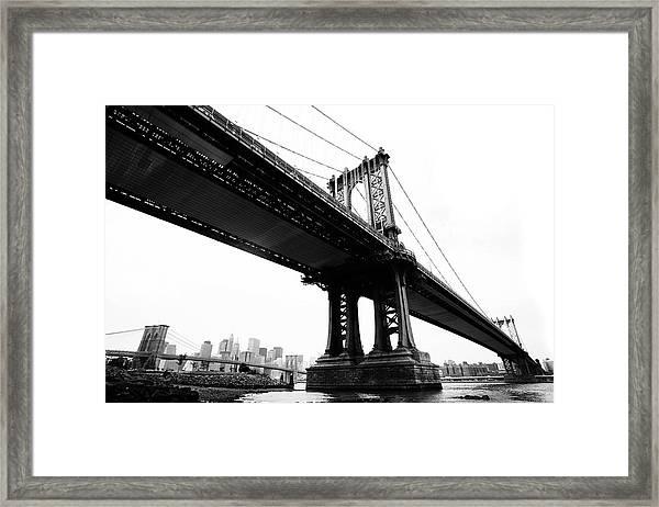 Bridges Framed Print