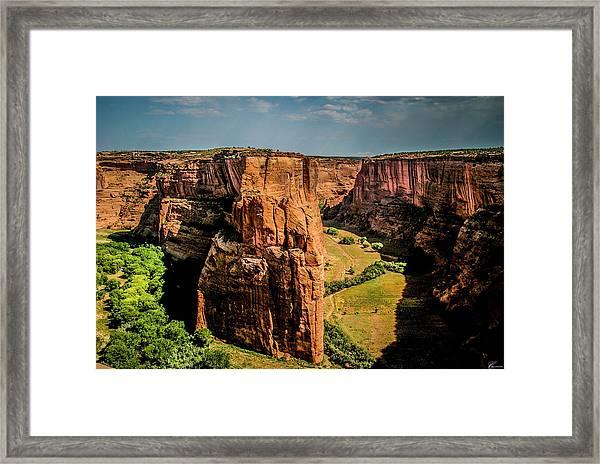 Canyon De Chelly Framed Print by Chiara Salvadori